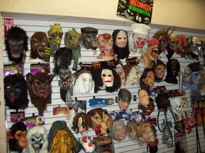 Unique Halloween Masks